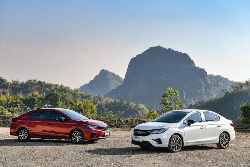 Honda City Hatchback Shaping into Reality 7