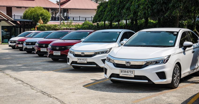 All New Honda City to Get Fit's Dual Motor Hybrid 6