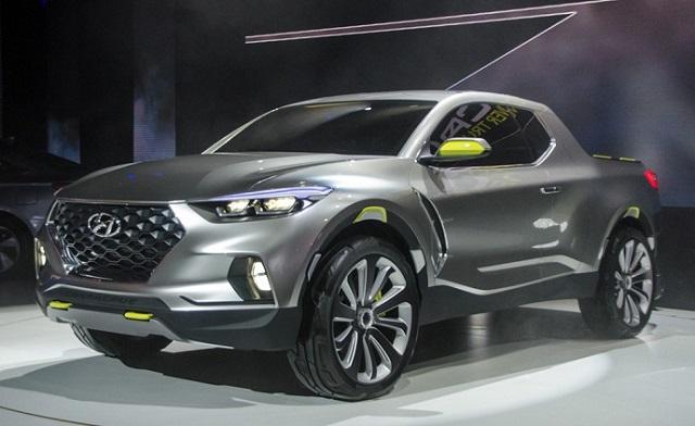 Hyundai Santa Cruz Pickup Caught Testing in Finland 10