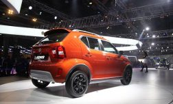 2020 Suzuki Ignis Facelift Launched in India from INR 4.89 Lac 4
