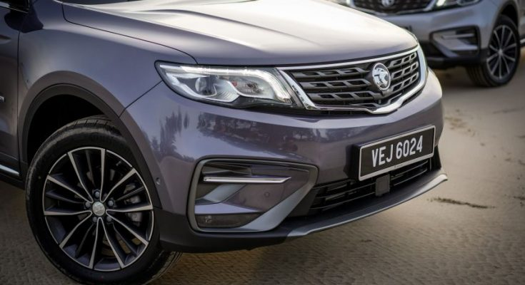2020 Proton X70 CKD Version Launched in Malaysia with 7-Speed DCT 2