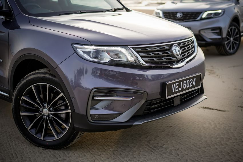 2020 Proton X70 CKD Version Launched in Malaysia with 7-Speed DCT 10