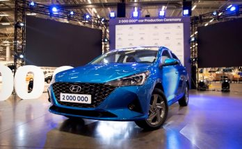 2020 Hyundai Verna (Solaris) Facelift Unveiled in Russia 12