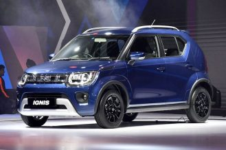 2020 Suzuki Ignis Facelift Launched in India from INR 4.89 Lac 9