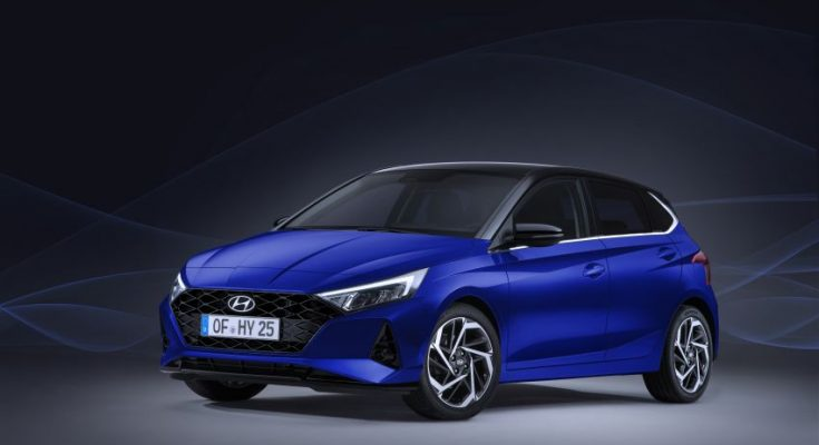 Hyundai i20 Official Photos Revealed Ahead of Geneva Debut 1