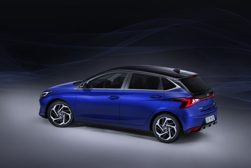 Hyundai i20 Official Photos Revealed Ahead of Geneva Debut 2