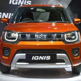 2020 Suzuki Ignis Facelift Launched in India from INR 4.89 Lac 5