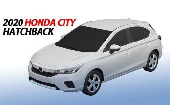2020 Honda City to Also Get a Hatchback Version 7