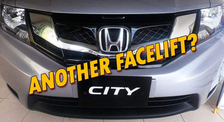 Will Honda City Get Another Facelift This Year? 1