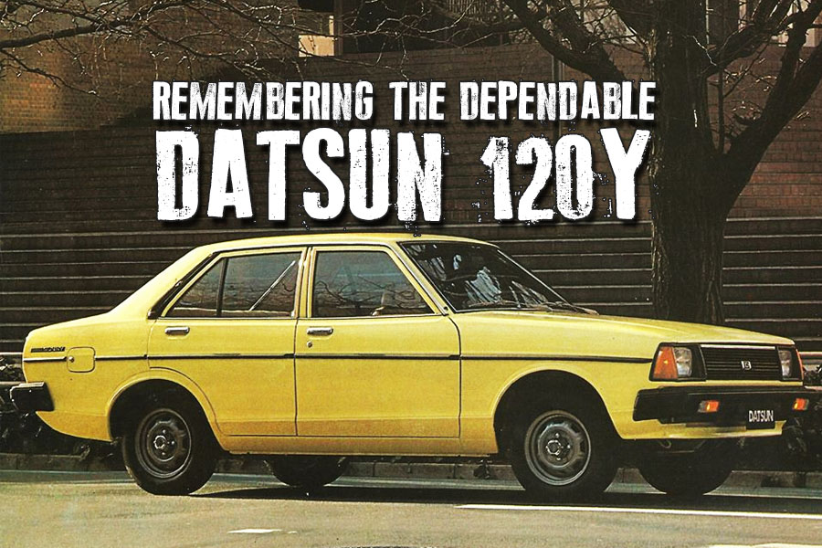 Remembering the Dependable Datsun 120Y 1
