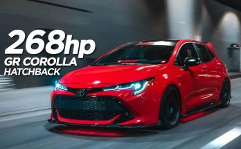 Toyota to Introduce 268hp GR Corolla Hatchback 17