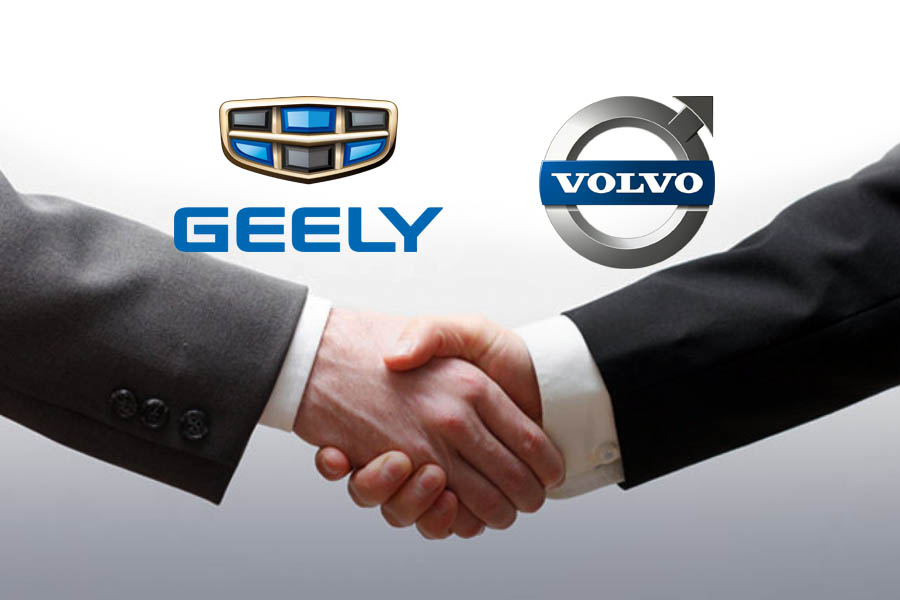 Geely and Volvo Planning for a Merger 7