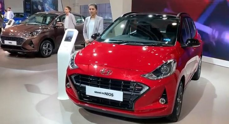 Hyundai Launches Grand i10 Nios Turbo in India Priced from INR 7.68 Lac 1