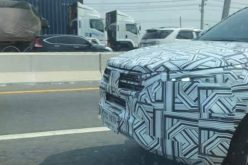 2020 Toyota Hilux Facelift Spotted Testing in Thailand 3