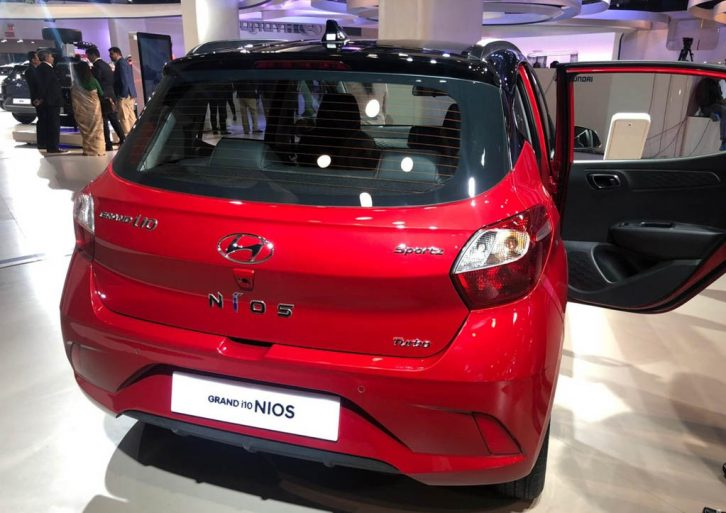 Hyundai Launches Grand i10 Nios Turbo in India Priced from INR 7.68 Lac 5