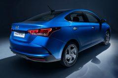 2020 Hyundai Verna (Solaris) Facelift Unveiled in Russia 13