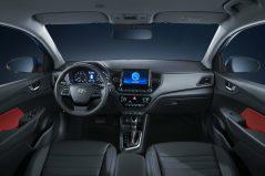 2020 Hyundai Verna (Solaris) Facelift Unveiled in Russia 12