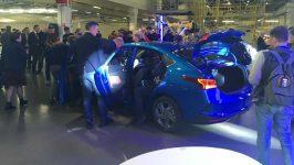 2020 Hyundai Verna (Solaris) Facelift Unveiled in Russia 4