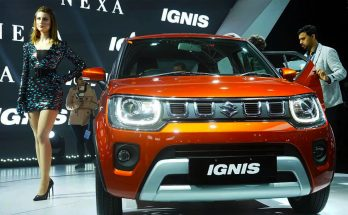 2020 Suzuki Ignis Facelift Launched in India from INR 4.89 Lac 12