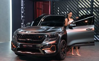Kia Seltos X-Line Concept Showcased at 2020 Auto Expo 7