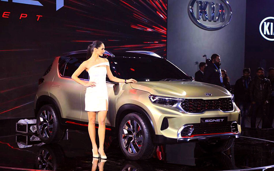 Kia Sonet to Make Its World Debut on 7th August 6