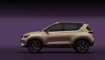 Kia Sonet Concept Debuts at Auto Expo 2020 6