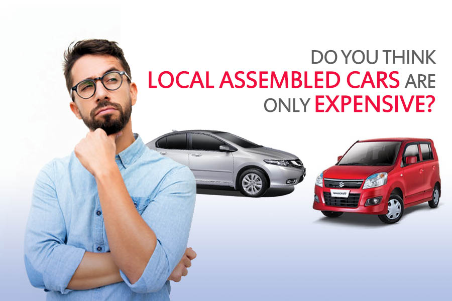 Are Local Assembled Cars Only Expensive? 1