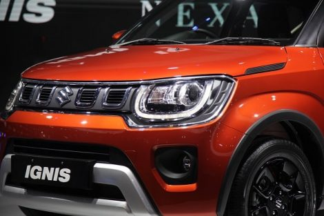2020 Suzuki Ignis Facelift Launched in India from INR 4.89 Lac 2