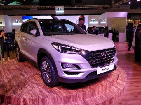 Hyundai-Nishat Showcases Tucson and Elantra at PAPS 2020 2