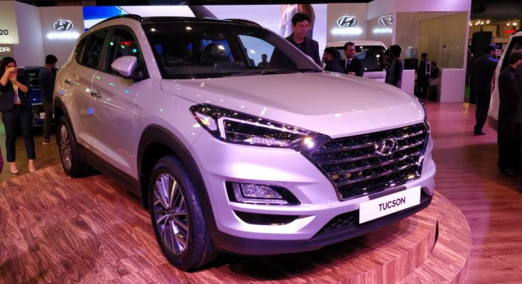 Hyundai-Nishat Showcases Tucson and Elantra at PAPS 2020 4