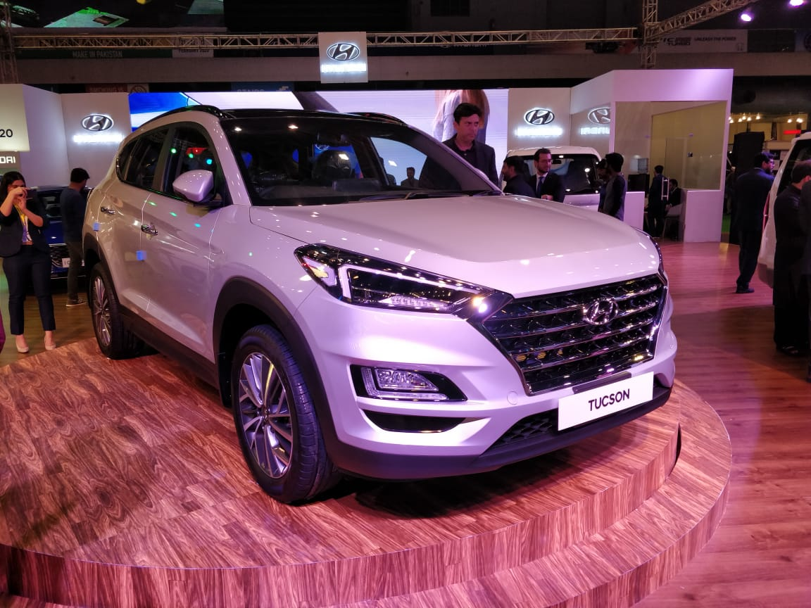 Hyundai-Nishat Showcases Tucson and Elantra at PAPS 2020 35