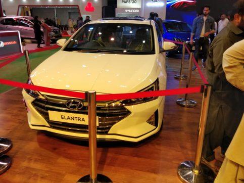 Hyundai-Nishat Showcases Tucson and Elantra at PAPS 2020 7