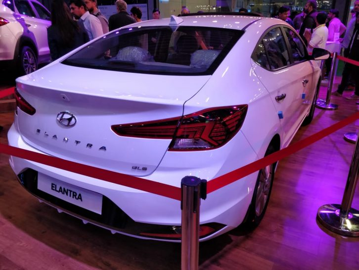 Pakistan-Bound Hyundai Elantra and Tucson will be Obsolete Before Launch 5