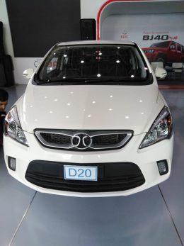 Sazgar Displays BAIC Vehicles at PAPS 2020 5