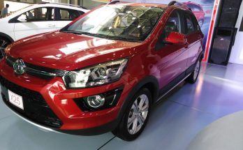 Sazgar Displays BAIC Vehicles at PAPS 2020 4