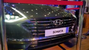 Hyundai Sonata Unveiled at PAPS 2020 2