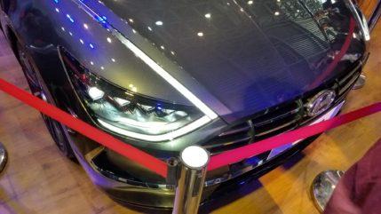 Hyundai Sonata Unveiled at PAPS 2020 2