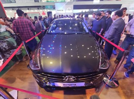 Hyundai Sonata Unveiled at PAPS 2020 4