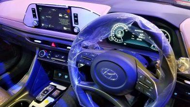 Hyundai Sonata Unveiled at PAPS 2020 7