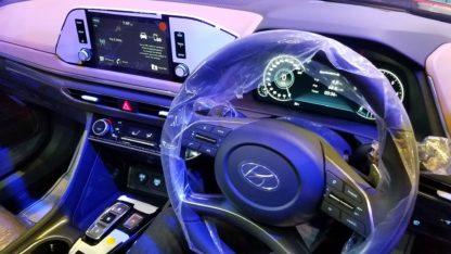 Hyundai Sonata Unveiled at PAPS 2020 6