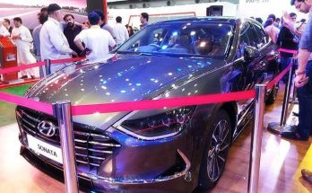 Hyundai Sonata Unveiled at PAPS 2020 8