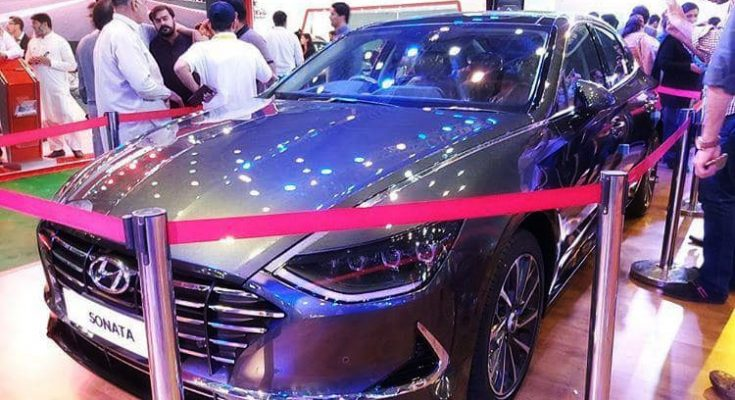 Hyundai Sonata Unveiled at PAPS 2020 1