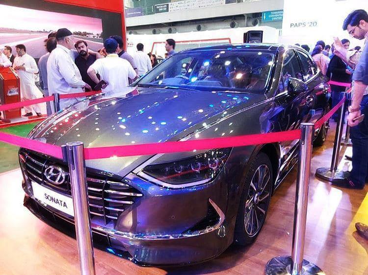 Hyundai Sonata Unveiled at PAPS 2020 5