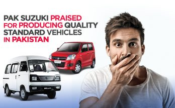 Pak Suzuki Praised for Producing Quality Vehicles in Pakistan 8