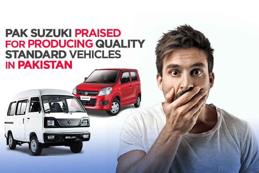 Pak Suzuki Praised for Producing Quality Vehicles in Pakistan 10