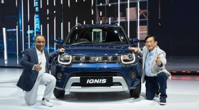 2020 Suzuki Ignis Facelift Launched in India from INR 4.89 Lac 8