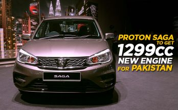 Proton Saga in Pakistan to Get New 1299cc Engine 8