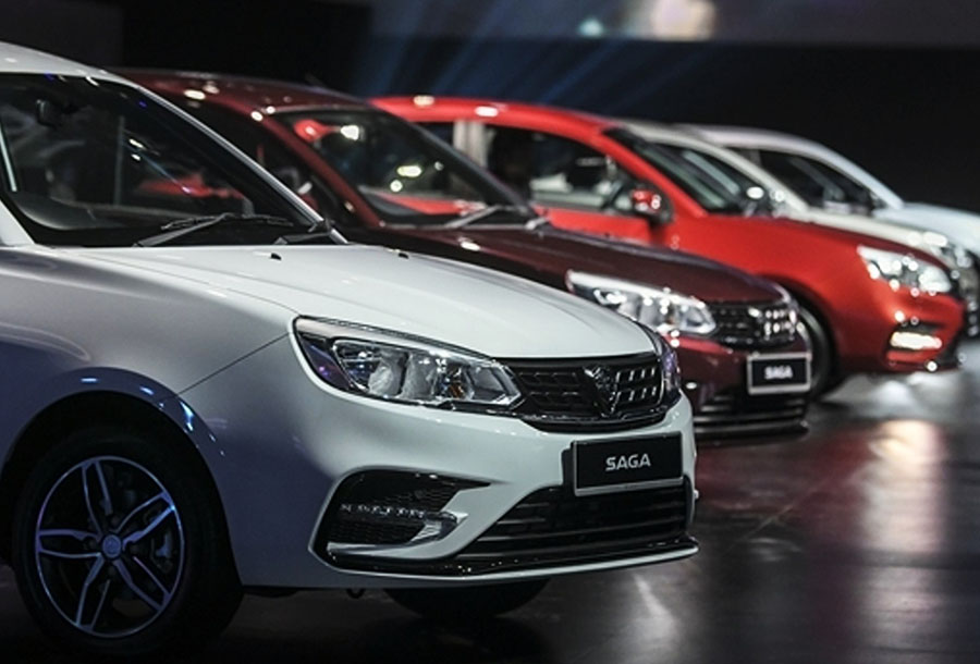 Proton Saga Begin Reaching Dealerships 8