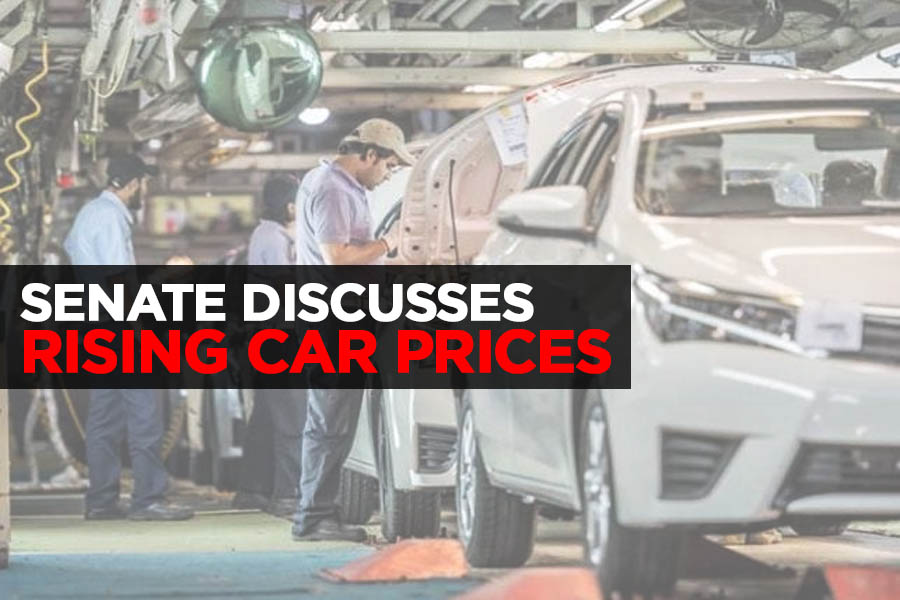 Senate Discusses Rising Car Prices 2