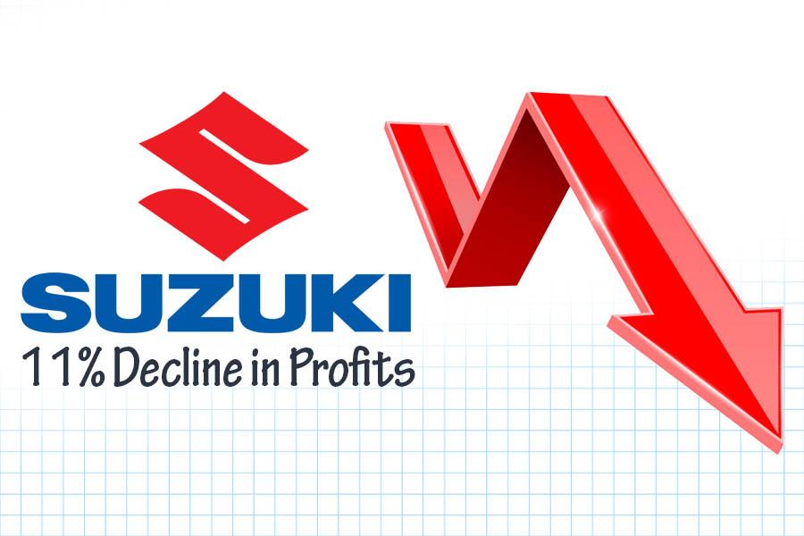 Suzuki Global Posts 11% Decline in Q3 Profits 5